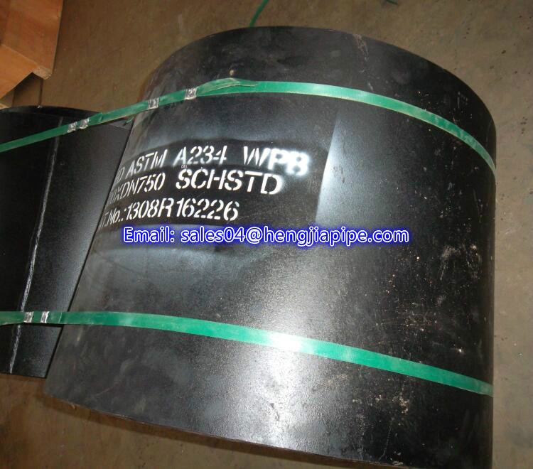 welded concentric reducer