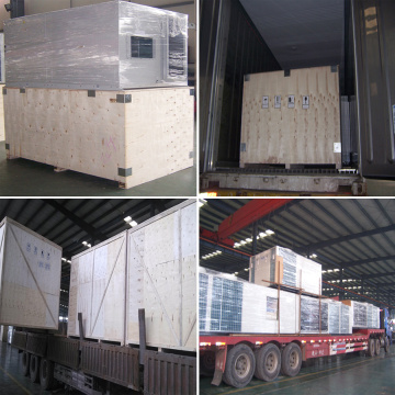 Energy Recovery Portable Rooftop Packaged Chiller