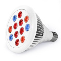 12W 24W Epistar Chip PAR38 E27 Series LED Ukuaji Mwanga