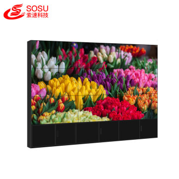 3.5mm seamless ultra narrow bezel lcd video wall