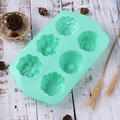 Pretty Flower Silicone Cake Mold
