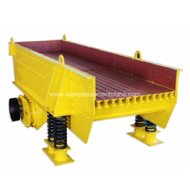Vibrating Feeder For Stone And Building Materials