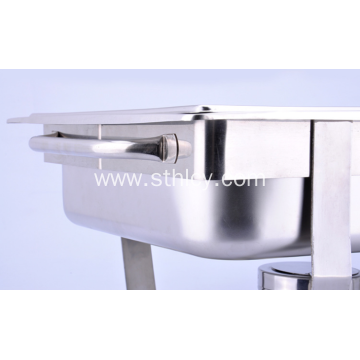 High Quality Stainless Steel Buffet Stove