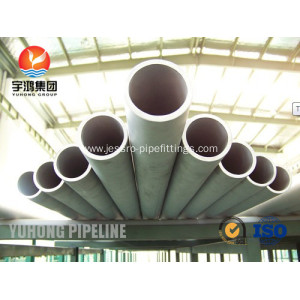 Free sample for for  Nickel Alloy Pipe UNS N06625 B444 supply to Mongolia Exporter