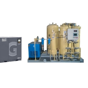High Purity Top Quality Automatic PSA Nitrogen Plant