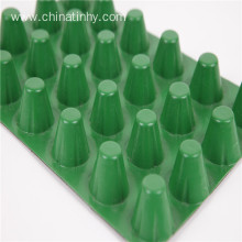 Share 20mm HDPE dimpled drainage board