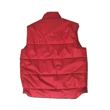 Winter Mens waistcoat low price padded vest