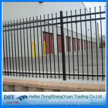 Wrought Iron Villa And Garden Fence
