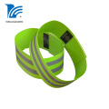Custom Running Elastic Reflective Armband For Sport