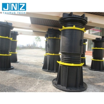 Screwjack Pedestals Adjustable Plastic Wood pavers support