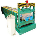 HT 675 JCH roof panel roll forming machine