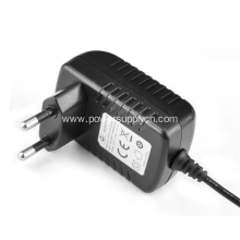 15W Replaceable AC DC Power Adapter