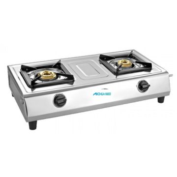 Excel Cook 2 Burner Gas Stove Auto Ignition