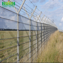gabion fence construction