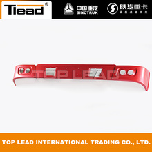 China for Howo Body Part Sinotruk HOWO A7 truck spare parts bumper AZ1641240028 export to Virgin Islands (British) Factory