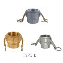 Best-Selling for Camlock Quick Coupling Camlock Quick Couplings Type D supply to France Wholesale