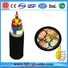 Low voltage Armored/armoured Underground Cable