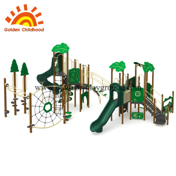 Outdoor Adventure inflatable outdoor play structures