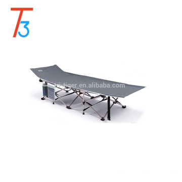 factory customize foldable beach bed/army folding bed/traveling folding Camping bed
