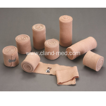 Medical Disposable High Elastic 85% Polyester  Net Bandage