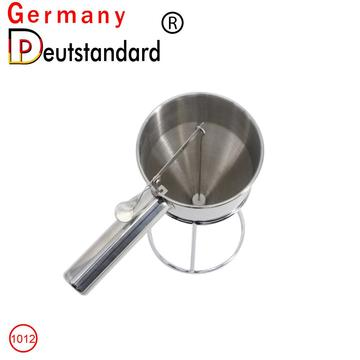 factory price NP-1012 stainless steel funnel with CE