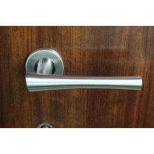 Customized for Stainless Steel Solid Lever Handle Stainless Steel 304 Lever Handle export to Armenia Manufacturer