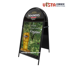 Metal Poster Display Stand