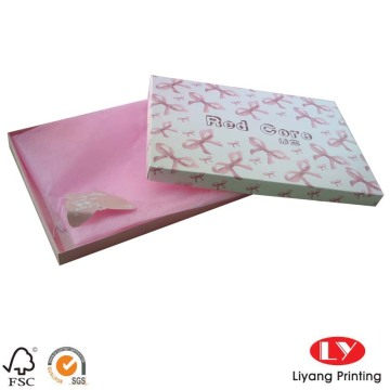 Custom new design luxury packaging gift box