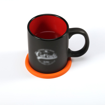 Custom pack printing resealable cup mat