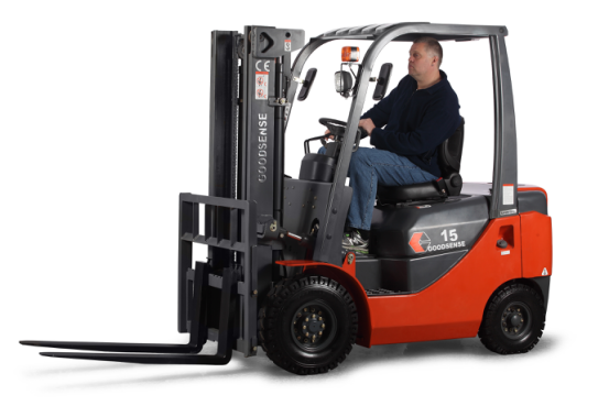 1.5 Ton Countbalanced Forklift
