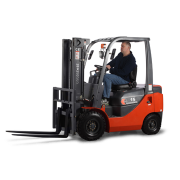 1.5 Ton Diesel Forklift With Xinchai Engine