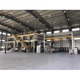PP Spunbond Nonwoven Fabric Making Machine