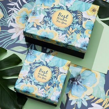 Gift Packaging Paper Boxes