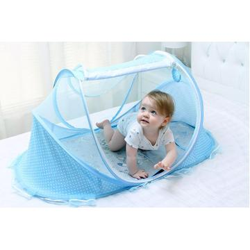 Baby Crib Safety Mosquito Net with mat