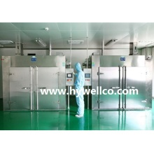 Dry Fruit Hot Air Circulating Oven