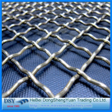 Decorative Brass Crimped Wire Mesh Cloth