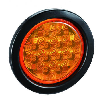 "ADR/CCC 4"" Round Truck Indicator Lighting"