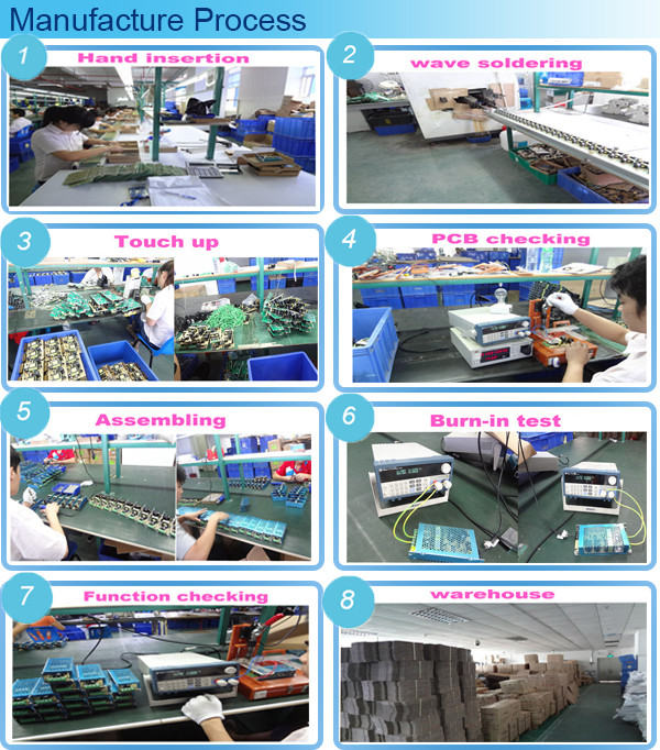manufacture process for metal case power supply-1 (2)