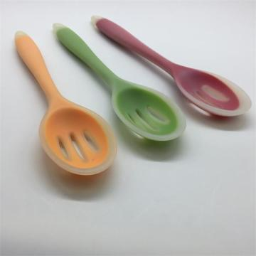 kitchen silicone Slotted Spoon