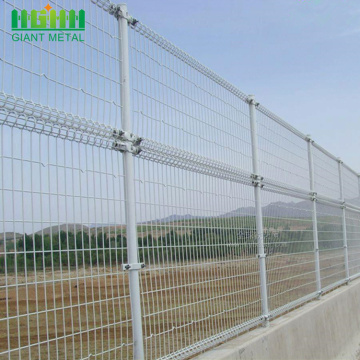 Double Circle Welded Mesh Fence for Livestock
