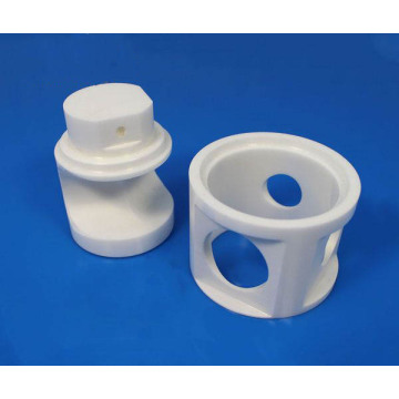 Special for Zirconia Ceramic Standard Parts,Steel Zirconia Ceramic Parts,Anti-Abrasive Technical Ceramic Manufacturers and Suppliers in China yttria stabilized zirconium oxide ZrO2 refractory parts supply to Netherlands Manufacturer
