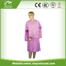 Good Quality 190T Polyester child Raincoat