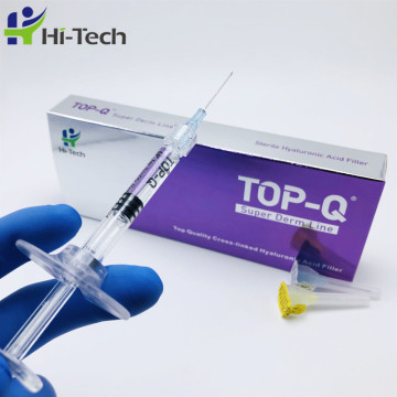 1ML Best Quality Lip Filler Injections Hyaluronic Acid Dermal Filler For Lip Fullness