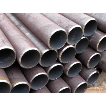 black paiting carbon steel pipe ASTM A106/A53
