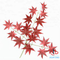Red Maple Artificial Leaves