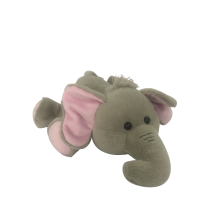 Gray Plush Elephant for Sale