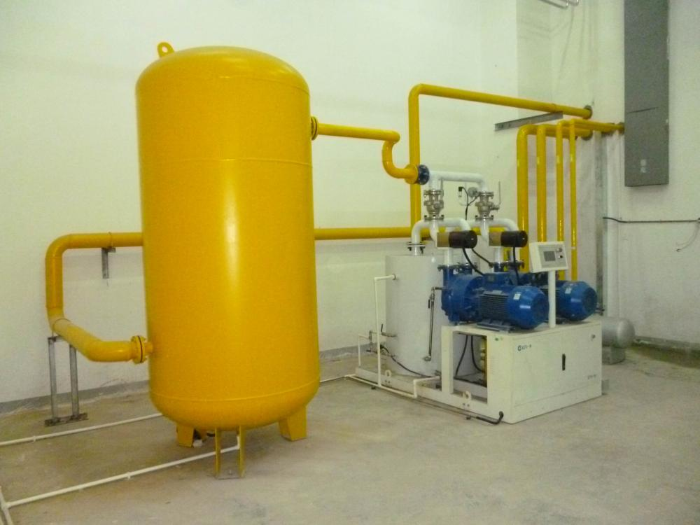 Hospital Medical Central Gas Supply System Price