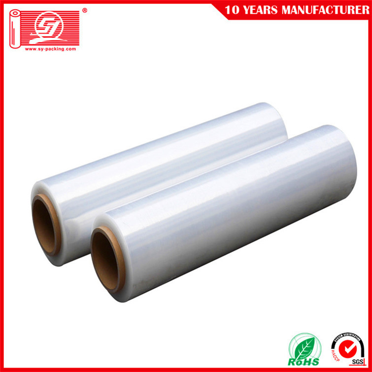 5 layers LLDPE stretch film