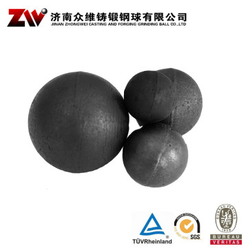 low chrome iron ball for power plant