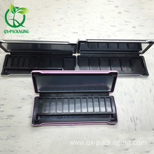 Top for Custom Eyeshadow Palette Special designed cosmetic packaging box supply to Netherlands Factory